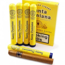Сигары Santa Damiana Tubulares Extra 10