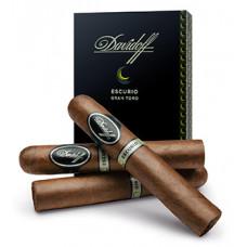Сигары Davidoff Escurio  Gran Toro*4