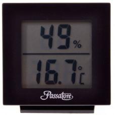 Термо-Гигрометр Passatore Цифровой Квадратный
