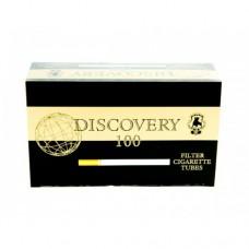 Гильзы сигаретные DISCOVERY (100x5)