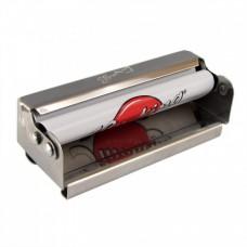Машинка  ручная для скручивания сигарет Smoking 70mm металлик