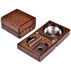 Пепельница Lubinski с подарочным набором