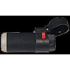 Зажигалка BREBBIA для сигар черная 18096 (1x25)
