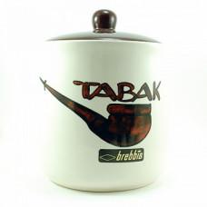 Банка для табака Brebbia 16516 Глина