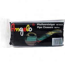 Ерши для трубок цветные Angelo 15см (100 шт)