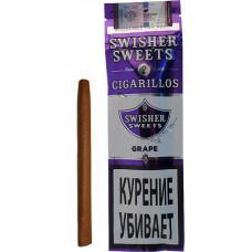 Сигариллы Swisher Sweets Grape Cigarillos (2 шт.)