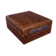 Хьюмидор  Lubinski на 40-50 сигар с лотками, Железное дерево