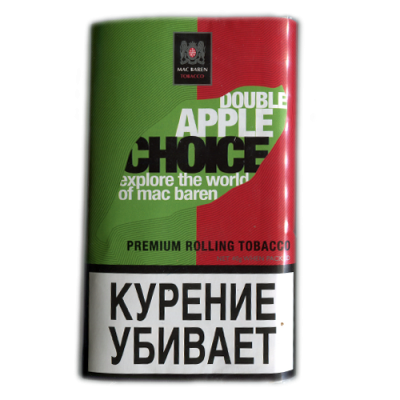 Сигаретный табак Double Apple Choice