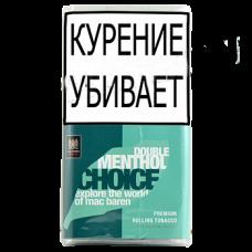 Сигаретный табак Mac Baren Double Menhol Choice