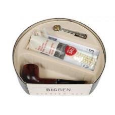 Трубка BIGBEN Starter Set brown straight (набор)